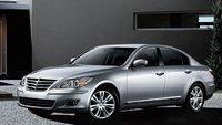 2011 Hyundai Genesis Overview