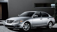 2011 Hyundai Genesis Picture Gallery