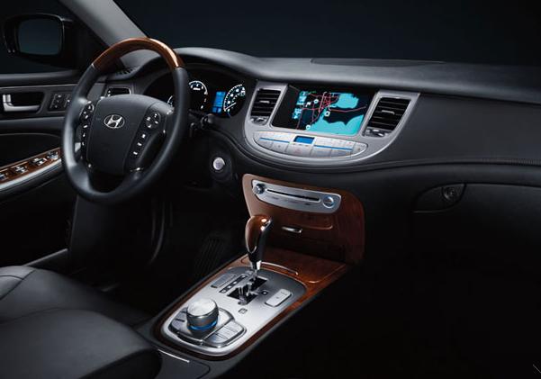 2011 Hyundai Genesis Interior. 2011 Hyundai Genesis