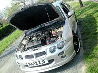 Picture of 2002 MG ZR, engine