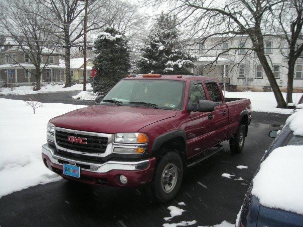 Picture of 2004 GMC Sierra 3500 4 Dr SLE Crew Cab LB DRW