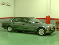 1990 BMW 7 Series Overview
