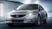 2011 Honda Accord Coupe, front view , exterior, manufacturer