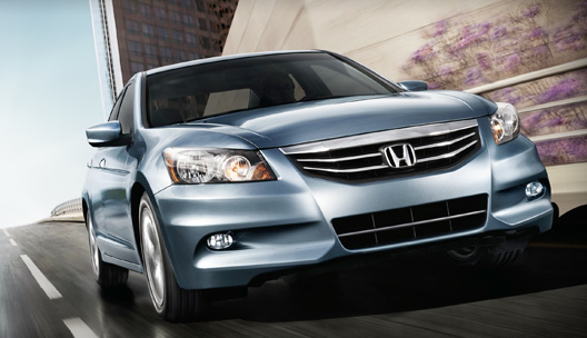 2011 Honda Accord, front view , manufacturer, exterior