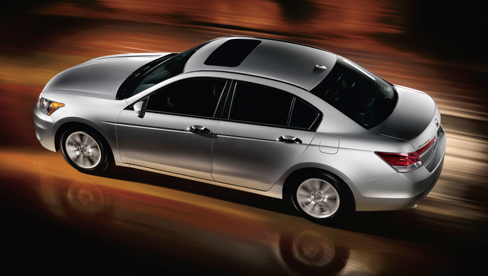 2011 Honda Accord, side view , exterior, manufacturer