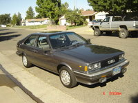 1982 Audi 4000 Overview