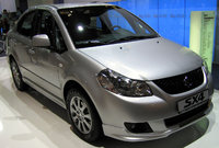Picture of 2010 Suzuki SX4 Base, exterior