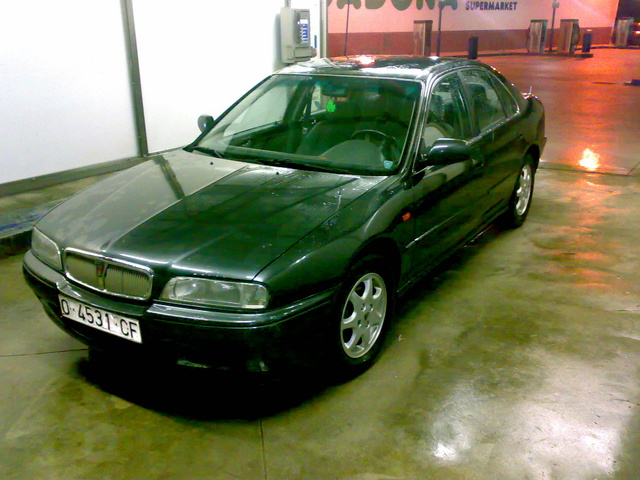 Picture of 1999 Rover 600