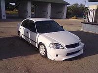 2000 Honda Civic LX picture, exterior