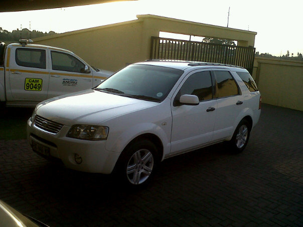 2007 Ford Territory, Ons nuwe wiele, exterior