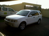 2007 Ford Territory Overview