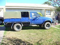 1981 Toyota Hilux Overview