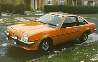 1976 Opel Manta, l Manta 1.9S - My First Road Legal Car, exterior