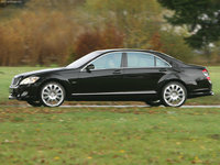 Picture of 2009 Mercedes-Benz S-Class S 65 AMG, exterior, gallery_worthy