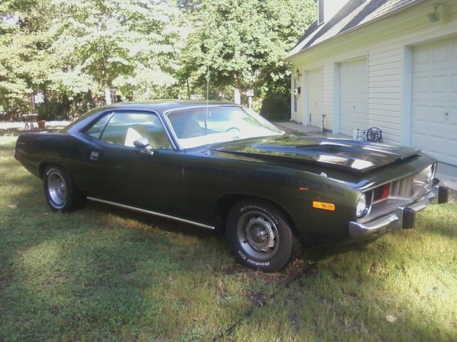 Plymouth Barracuda Questions I Have A 1973 Plymouth Barracuda 318 All Original Numbers Match And Wa Cargurus