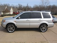 Picture of 2003 Honda Pilot LX AWD, exterior