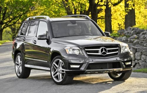 Picture of 2011 Mercedes-Benz GLK-Class GLK 350