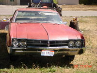 Picture of 1966 Oldsmobile Starfire, exterior