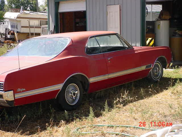 Picture of 1966 Oldsmobile Starfire, exterior, gallery_worthy