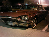 1965 Ford Thunderbird, Under my hood is internal combustion power, exterior, gallery_worthy