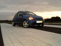 1999 Ford Ka, such a poser isnt she!, exterior