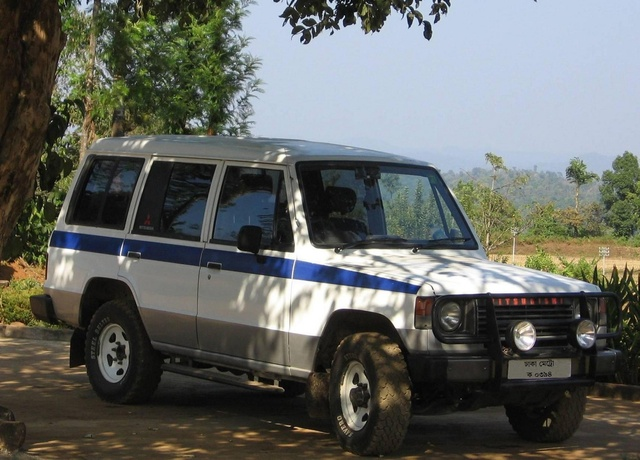 Picture of 1990 Mitsubishi Pajero, exterior, gallery_worthy