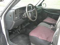 Picture of 1999 Chevrolet Silverado 2500 3 Dr STD Extended Cab LB HD, interior