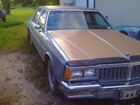 Picture of 1986 Pontiac Parisienne, exterior, gallery_worthy
