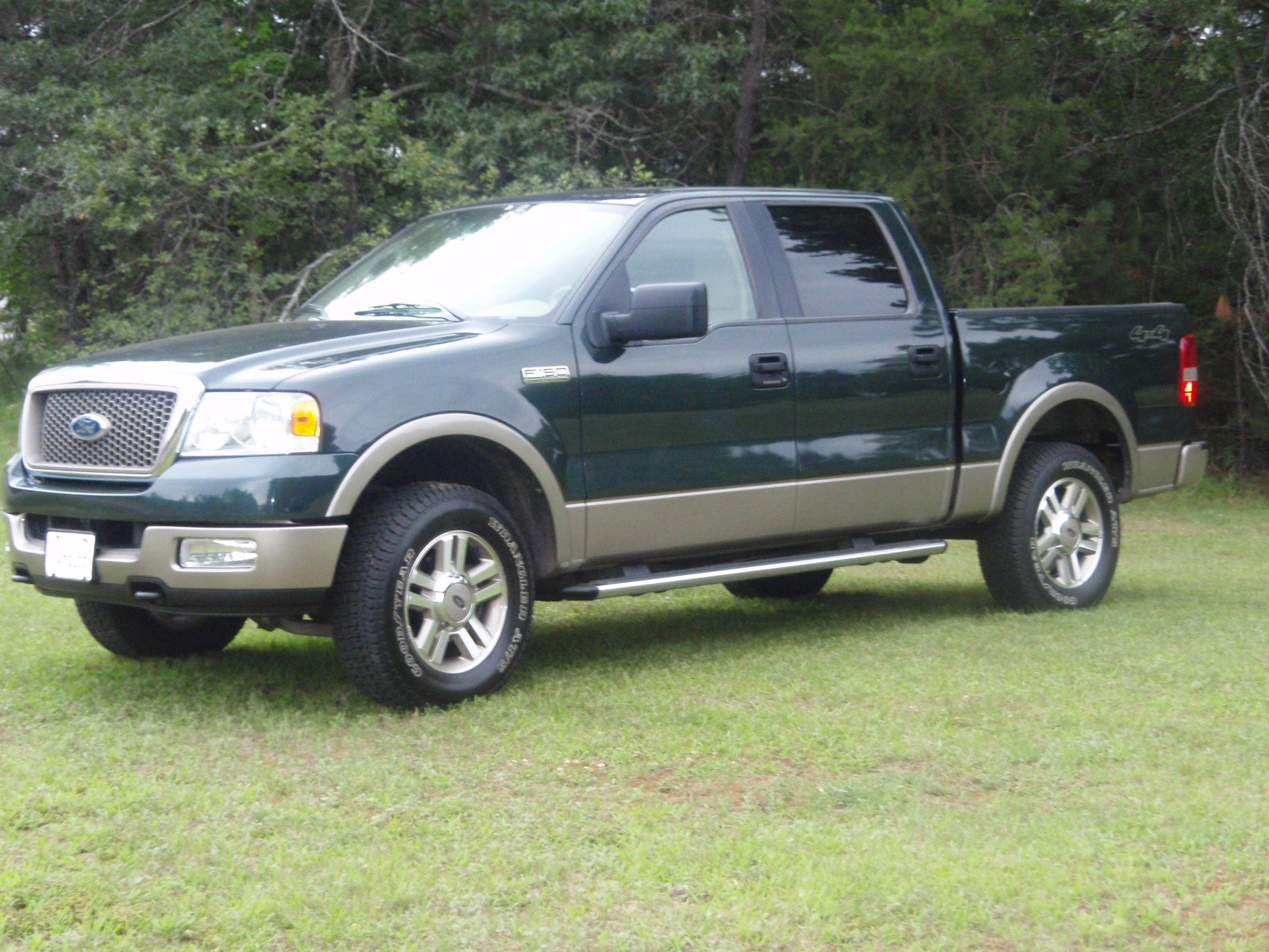 picture of 2005 ford f 150 lariat supercrew 4wd exterior. Black Bedroom Furniture Sets. Home Design Ideas