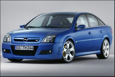 2008 Opel Vectra picture