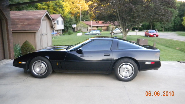 Picture of 1986 Chevrolet Corvette Coupe, exterior