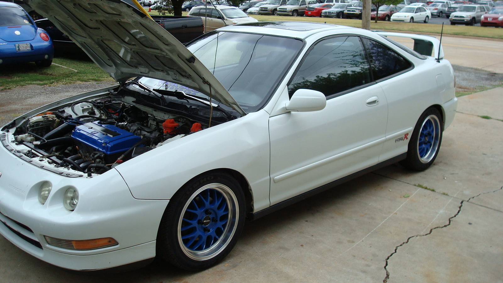 1996 Acura Integra picture