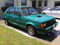 1985 Dodge Omni, My next project. 1985 Shelby GLH Turbo,picked it up for $200 bucks!, exterior, gallery_worthy