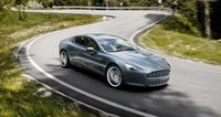 2010 Aston Martin Rapide Overview