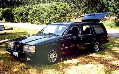 Picture of 1991 Volvo 740 SE Turbo Wagon