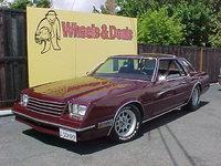 1980 Dodge Mirada Overview