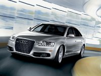 2011 Audi A6, front three quarter view , exterior, manufacturer