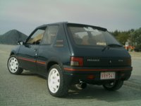 1993 Peugeot 205 Overview