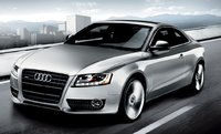 2011 Audi A5, front three quarter view , exterior, manufacturer