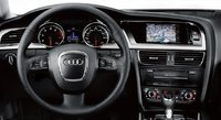 2011 Audi A5, dashboard , interior, manufacturer