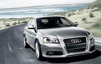 2011 Audi A3, front view , exterior, manufacturer