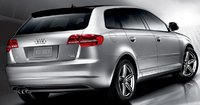 2011 Audi A3, back view , manufacturer, exterior
