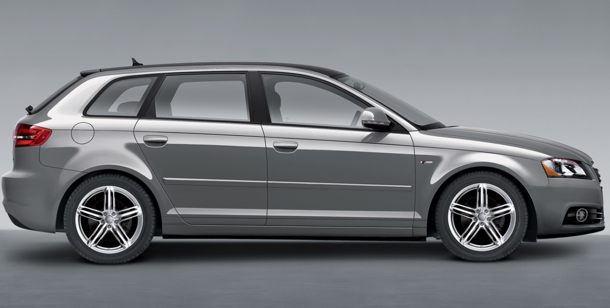2011 Audi A3, side view , manufacturer, exterior