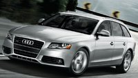2011 Audi A4 Avant, front three quarter view , manufacturer, exterior