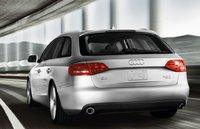2011 Audi A4 Avant, back view , exterior, manufacturer