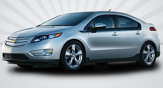 2011 Chevrolet Volt, front three quarter view , exterior, manufacturer