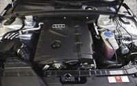2011 Audi A4 Avant, Engine View, engine, manufacturer