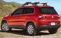 2011 Volkswagen Tiguan, Back Left Quarter View, exterior, manufacturer