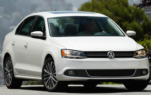2011 Volkswagen Jetta, Front Right Quarter View, exterior, manufacturer