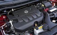 2011 Nissan Versa, Engine View, engine, manufacturer